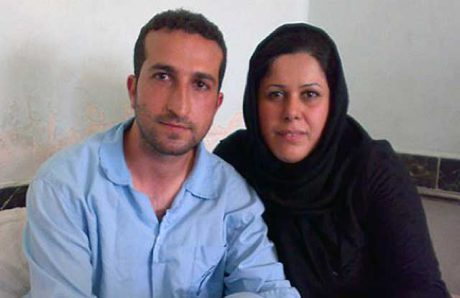 Iranian pastor Yousef Nakerkhani and his